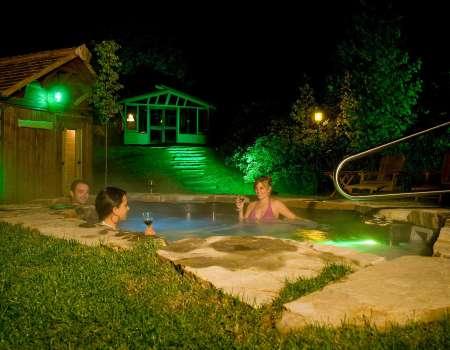 spa nordique charlevoix piscine sauna. Black Bedroom Furniture Sets. Home Design Ideas